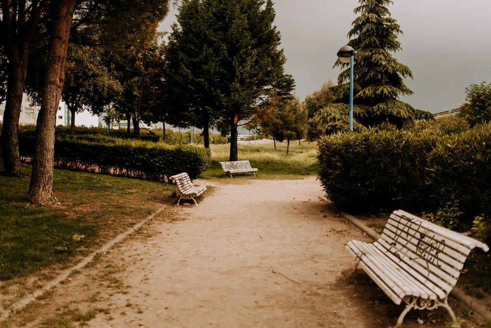 Preboda Parque del Capricho