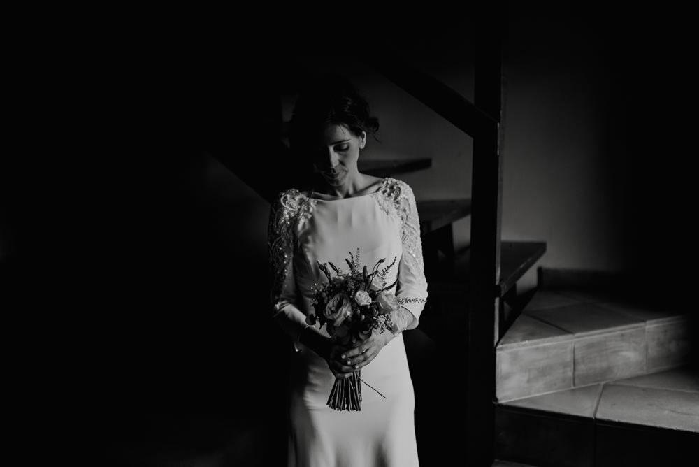 vestido de novia - la importancia de la luz